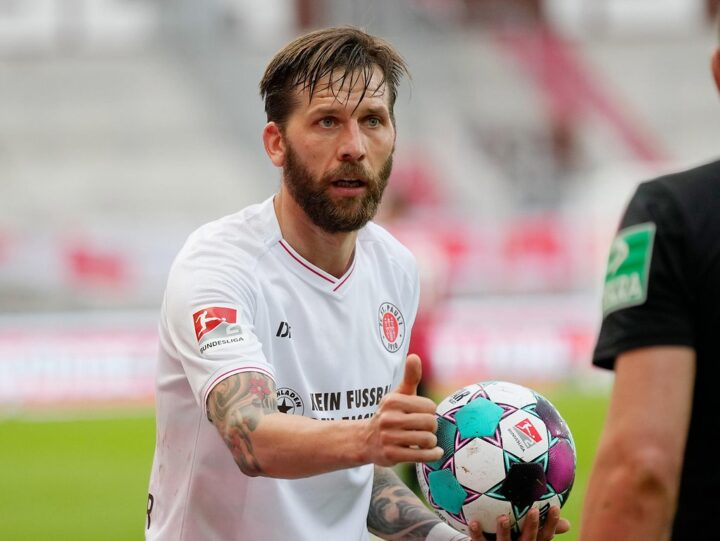 St. Pauli-Noten gegen Hannover: Drei Fünfen im letzten Heimspiel!