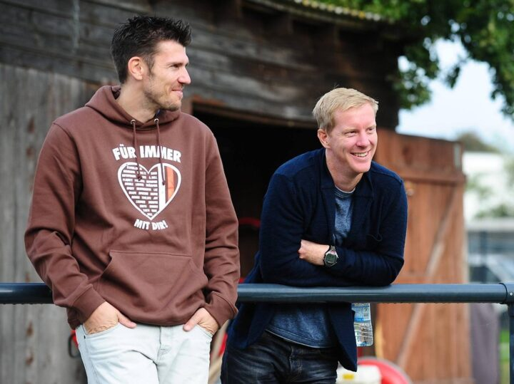 St. Pauli-Legende Fabian Boll: Darum tut Schultz dem Kiezklub so gut