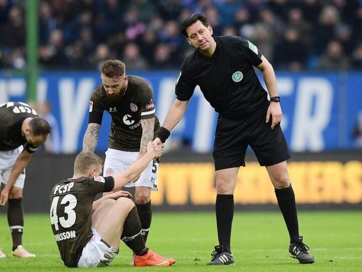 St. Pauli-Trainer Schultz schwärmt von Vorzeige-Referee Gräfe
