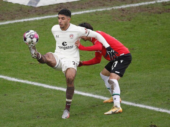 Jetzt im Liveticker: So läuft es für den FC St. Pauli gegen Hannover 96