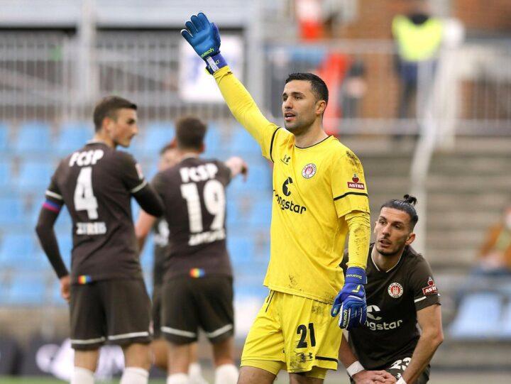 Stojanovic will bleiben – und mit St. Pauli um den Aufstieg kämpfen