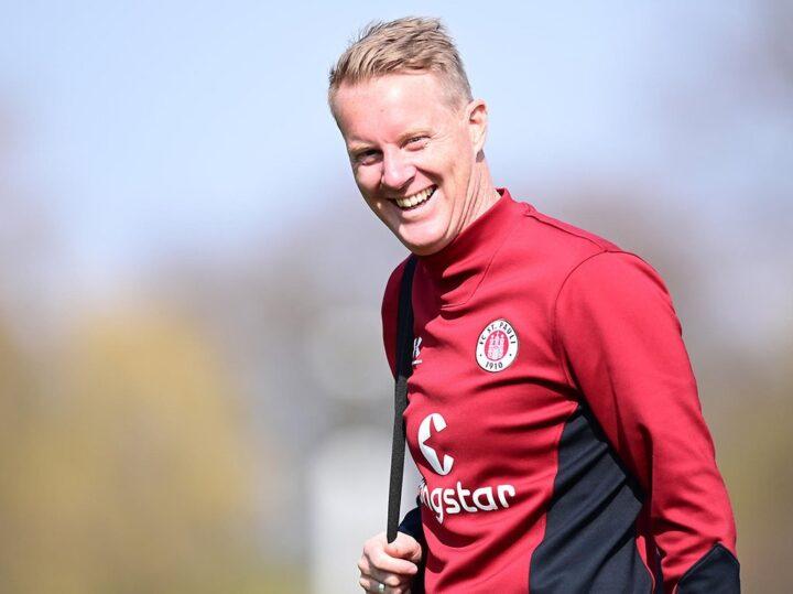 """St. Pauli-Trainer Schultz: """"Den HSV-Fans werde ich gar nichts versprechen"""""""