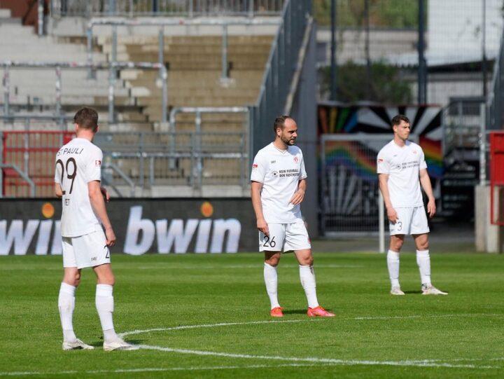 1:2 gegen Hannover 96: Der FC St. Pauli verspielt seine Belohnung