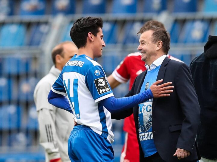 Ex-HSV-Trainer Titz spielt eine Rolle: Franzke wird St. Pauli verlassen