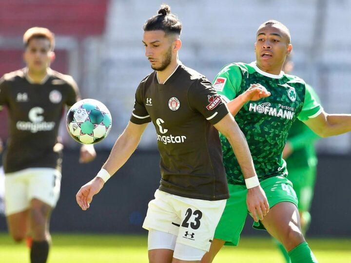 """""""Hervorragende Entwicklung"""": Paqarada ist St. Paulis Spätdurchstarter"""