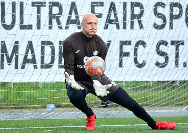 Ex-Torwart Brodersen: St. Pauli-Training für Olympia