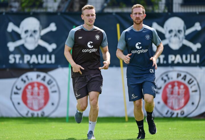 Saisonstart: St. Pauli bangt weiter um Ohlsson und Amenyido