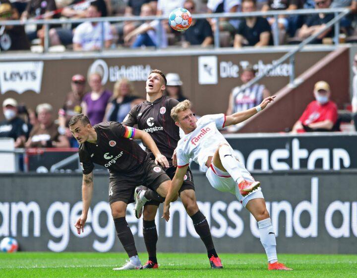 Medic und Ziereis überzeugen: Ist St. Paulis neues Abwehr-Duo jetzt gesetzt?