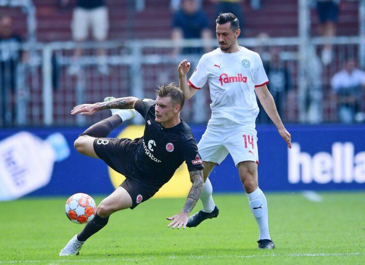 St. Pauli sorgt sich um Eric Smith