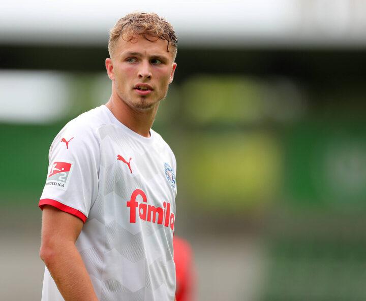 Mit Fiete Arp: So hat Ex-St. Pauli-Sportchef Stöver Holstein Kiel umgebaut