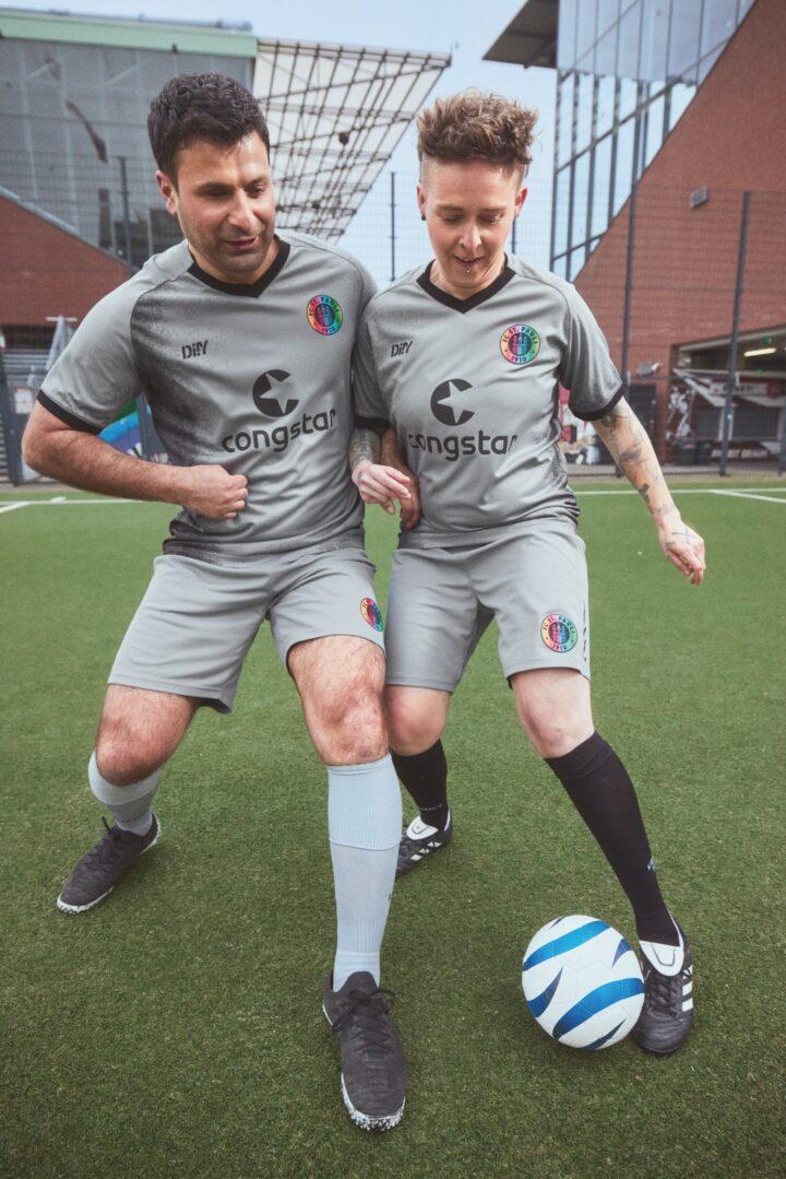 Schon vorm DFB-Pokal: Erstrunden-Aus für St. Paulis neues Pride-Trikot
