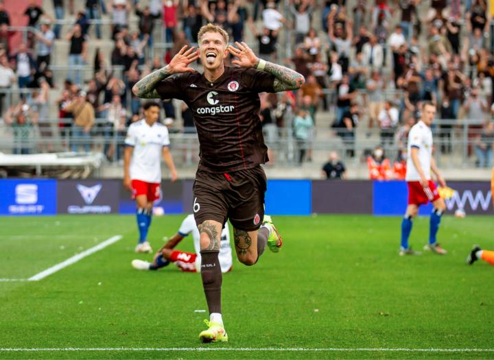 """St. Paulis Matchwinner Makienok erlebt einen """"Traum"""""""