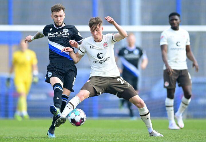 Notstand auf der Zehn: St. Pauli will Bielefelds Marcel Hartel schnappen