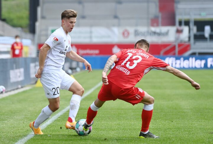 Jetzt im Liveticker: So läuft es für den FC St. Pauli gegen Jahn Regensburg