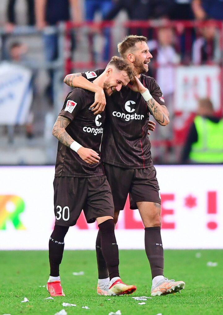 Hartels Schussquote: Hat Bielefeld größere Tore als St. Pauli?