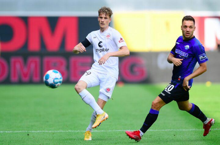 Anders als Matanovic: Viet verlängert bei St. Pauli und geht nach Dortmund