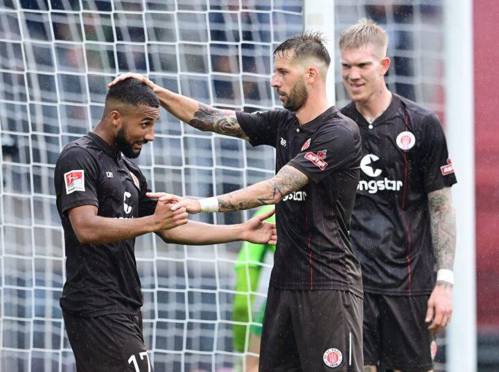 St. Pauli-Noten gegen Regensburg: Zwei Angreifer überzeugen besonders