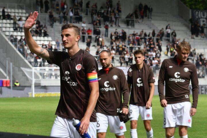 Jetzt im Liveticker: Übersteht St. Pauli die erste Pokalrunde in Magdeburg?