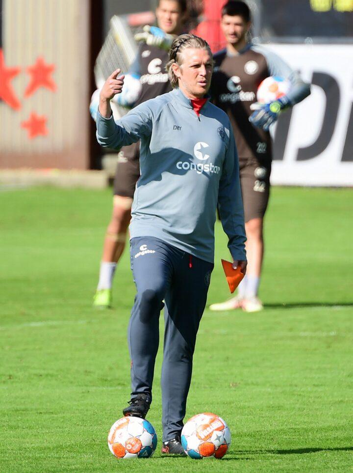 Comeback beim FC St. Pauli: Darum ist Marius Ebbers zurück
