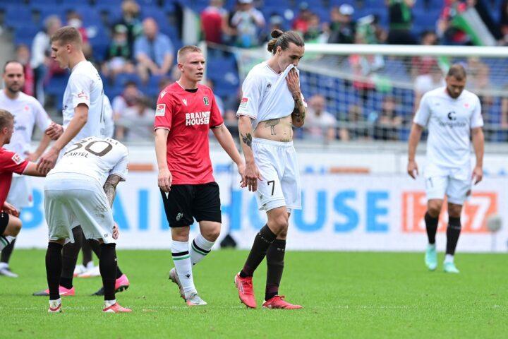 """""""Selbst zuzuschreiben!"""" St. Paulis hadert mit unnötiger Pleite in Hannover"""