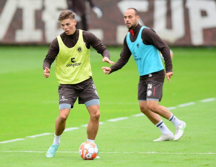 Mittelfeld-Alarm: St. Pauli bangt um Becker und Benatelli