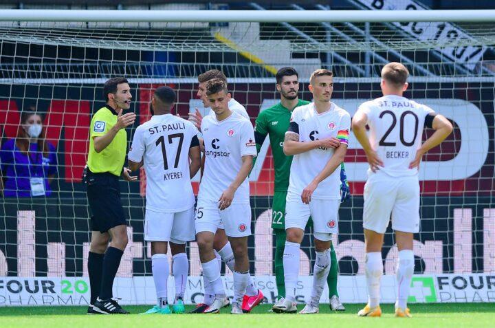 Hat der FC St. Pauli ein Auswärtsproblem?