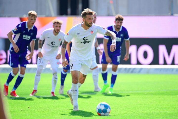 Burgstaller knackt Uralt-Rekord bei St. Pauli