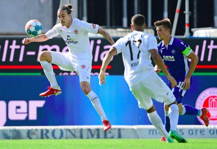 Starker Irvine wird bei St. Pauli für Becker zur Gefahr
