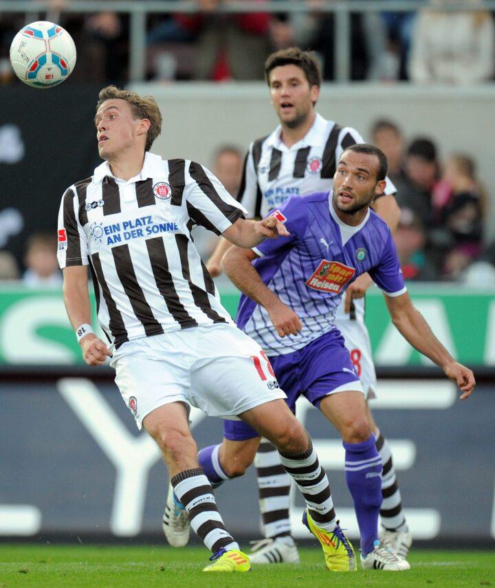 Der FC St. Pauli kann gegen Dresden Geschichte schreiben