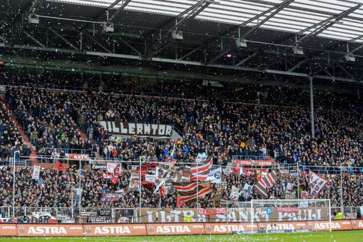 2G-Hammer am Millerntor: St. Pauli macht die Südtribüne fast voll!