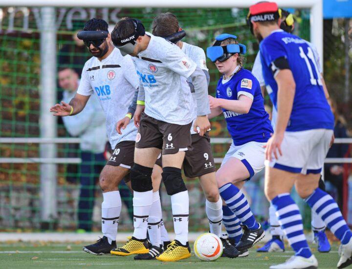 An diesem Wochenende spielt der FC St. Pauli international