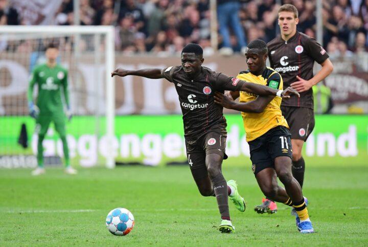 Liveticker: So läuft das St. Pauli-Spiel bei Dynamo Dresden