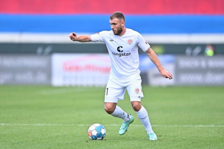 """Persönlicher Rekord: Dittgen macht St. Pauli """"einfach Spaß"""""""