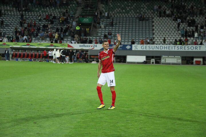 Johannes Flum über sein Wiedersehen mit dem FC St. Pauli